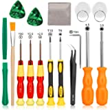 Switch Screwdriver Set - Younik 17 in 1 Switch Tool Kit Tri Wing Tip Screwdrivers for Switch Repair Kit for NS/Switch Lite/J-