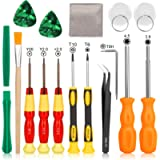 Switch Screwdriver Set - Younik Switch 17 in 1 Tri Wing Tip Screwdrivers for Nintendo Switch Gamebit Repair Tool Kit for…