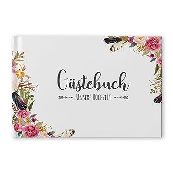 Bigdaygraphix Gastebuch Hochzeit Ohne Fragen Hochzeitsgastebuch