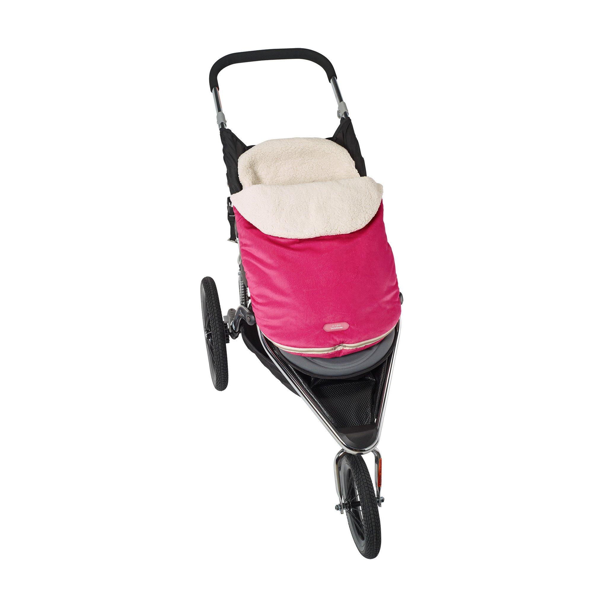 JJ Cole Original BundleMe Infant Sassy, Pink