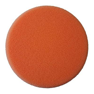 Wizards Buffing Pads (12 DA Orange Cut/Polish Pad): Automotive
