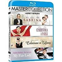 Audrey Hepburn Collection (4 Blu-Ray) [Italia] [Blu-ray]