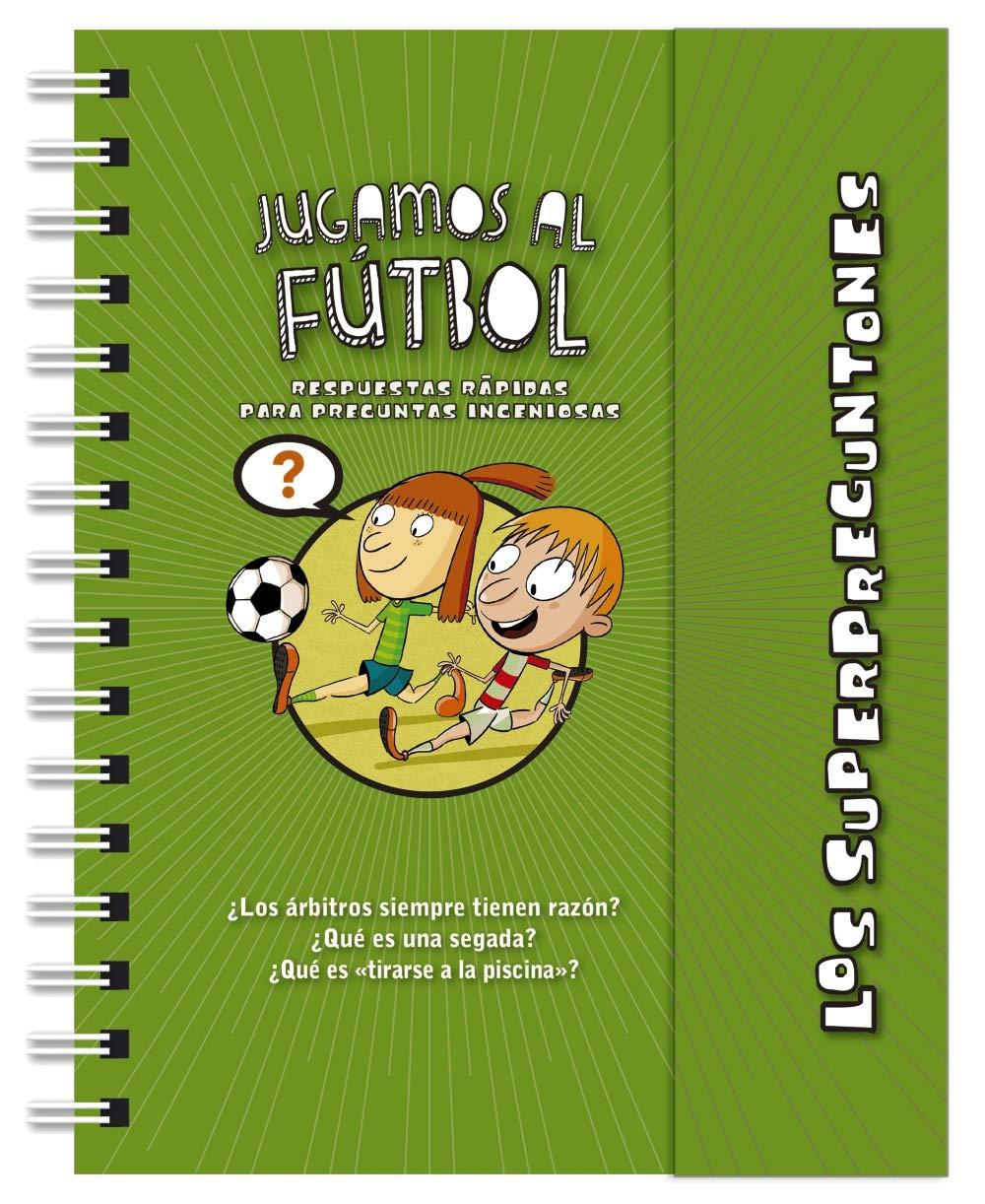 Los superpreguntones. Jugamos al fútbol Vox - Infantil / Juvenil - Castellano - A Partir De 5/6 Años - Los Superpreguntones: Amazon.es: Vox Editorial, Aranda Recasens, Ricard: Libros
