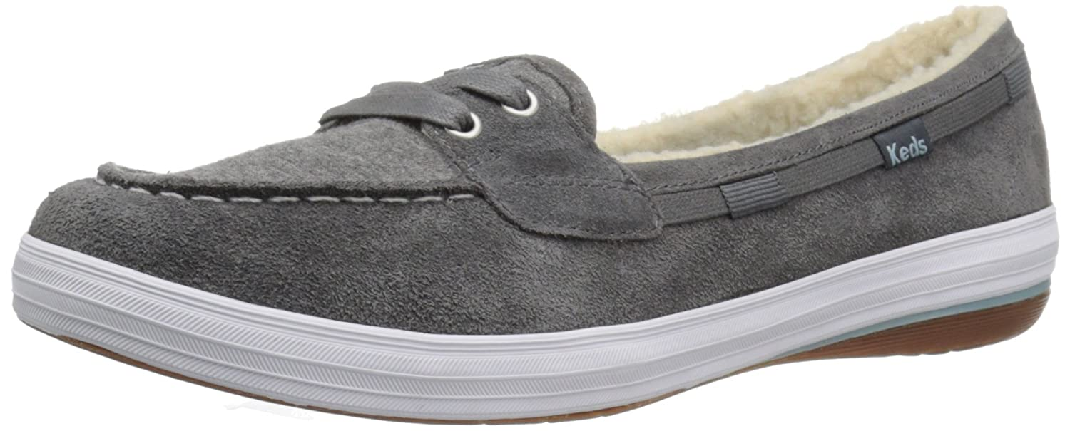 5d2572f0 Amazon.com | Keds Women's Glimmer Slip-On Boat Shoe | Loafers & Slip-Ons