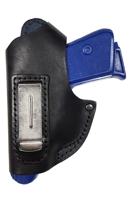 VlaMiTex IWB 1-1Li Funda para pistola Walther PPK apta para zurdos de piel para llevar por dentro//fuera del pantal/ón
