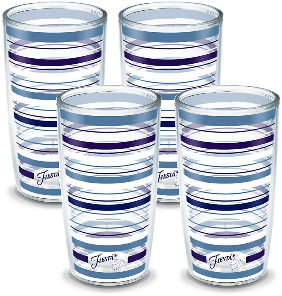 Tervis No Lid Glass, Clear, 16 oz - Tritan - 1097508