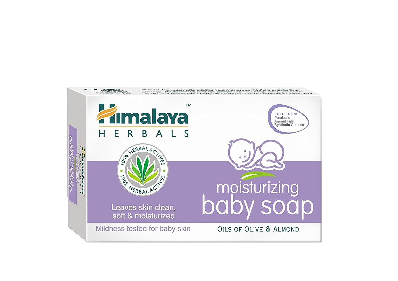 Himalaya Moisturising Baby Soap Himalaya Since 1930 3009