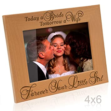 Amazoncom Kate Posh Today A Bride Tomorrow A Wife Forever Your