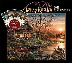The Lang Companies, 2021 Redlin Spec Edition Wall Calendar