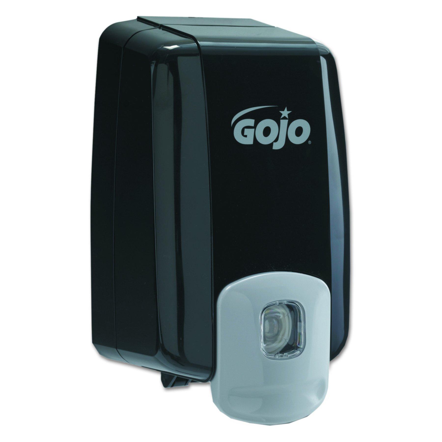 GOJO 2235 NXT Maximum Capacity Dispenser NXT 2000 ml, Wall Mountable, Black by Gojo