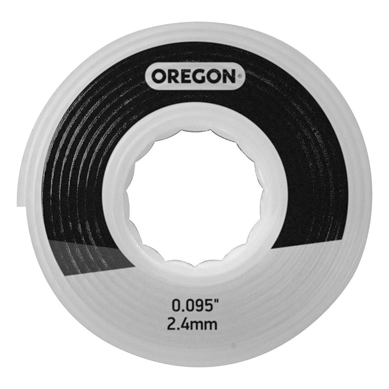 Oregon 24-295-25 Gator SpeedLoad Trimmer Line, .095'', 25 Pack, SM