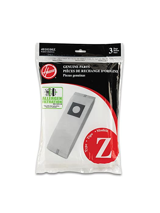 Top 9 Hoover Type Z Vacuum Bags