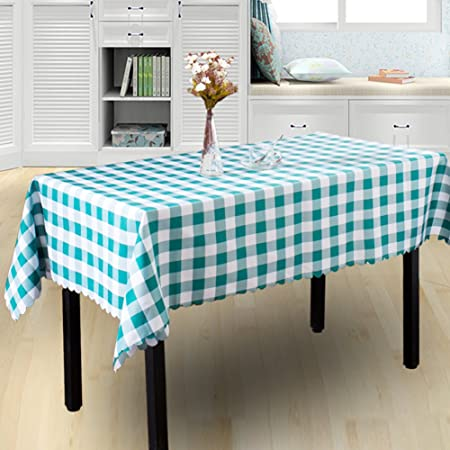 Simple And Fashionable Plaid Tablecloth/ Square Round Table Cloth  Fabric/Hotel Restaurant Coffee Table