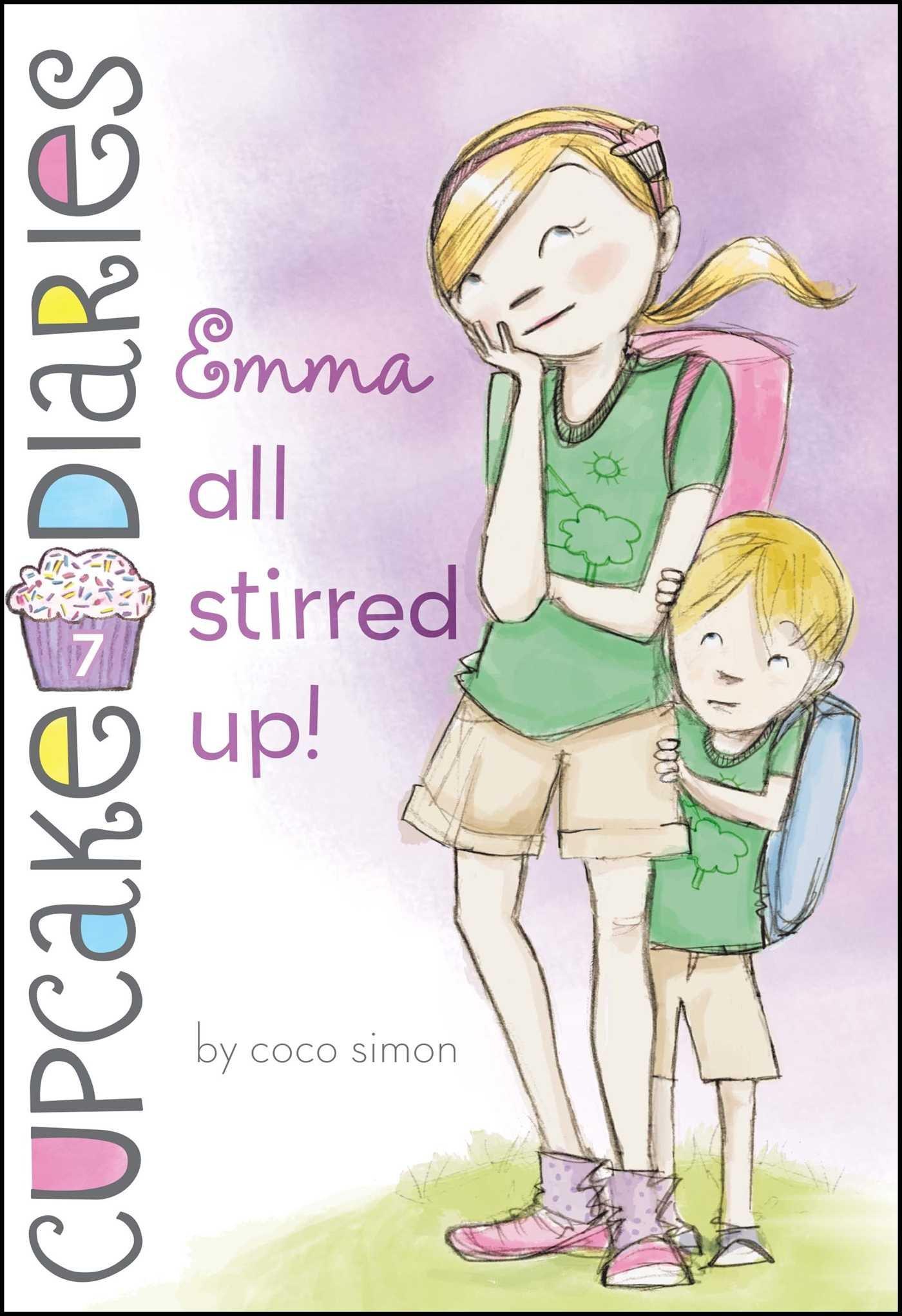 Download Emma All Stirred Up! (Cupcake Diaries) pdf epub