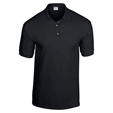 728960c0b Gildan Adult DryBlend Jersey Short Sleeve Polo Shirt at Amazon Men's ...