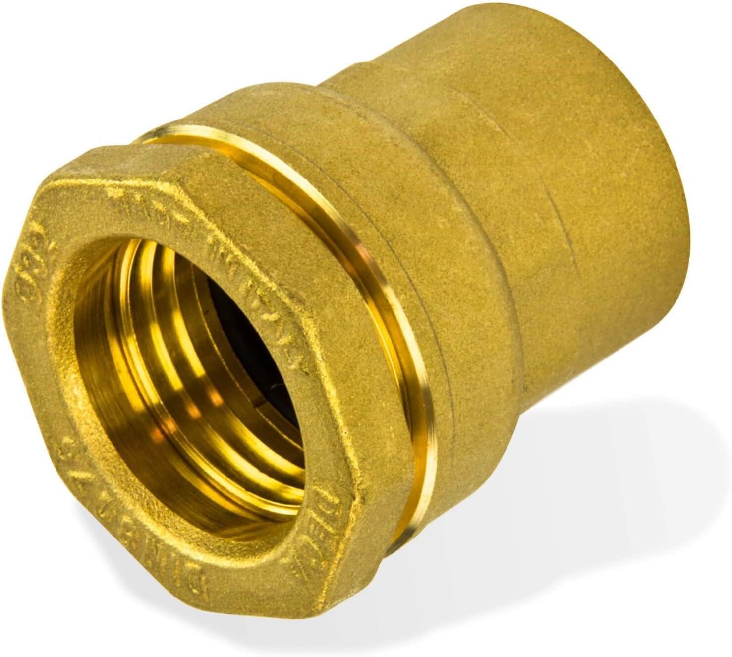 PE Rohr Verschraubung Klemmverbinder Anschlussverschraubung 20 25 32 mm IG undAG