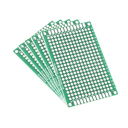 5//10Pcs PCB Printed Circuit Board Universal Proto Breadboard For DIY Project 06