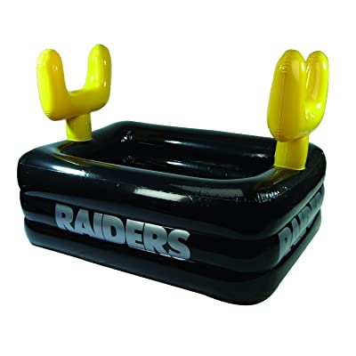 Oakland Raiders Inflatable Field Pool: Sports & Outdoors