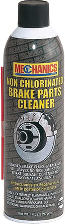 Mechanics Brake Cleaner 12Oz Calif Legal Parts