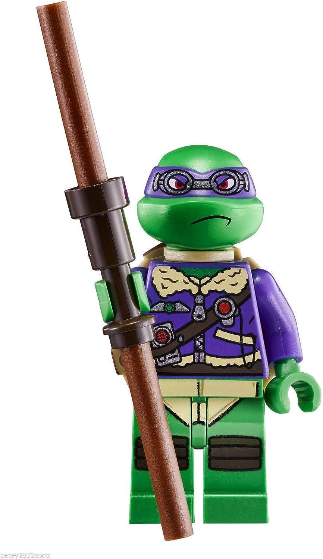 Lego Teenage Mutant Ninja Turtles - Donatello Pilot Suit Version Minifigure (loose)