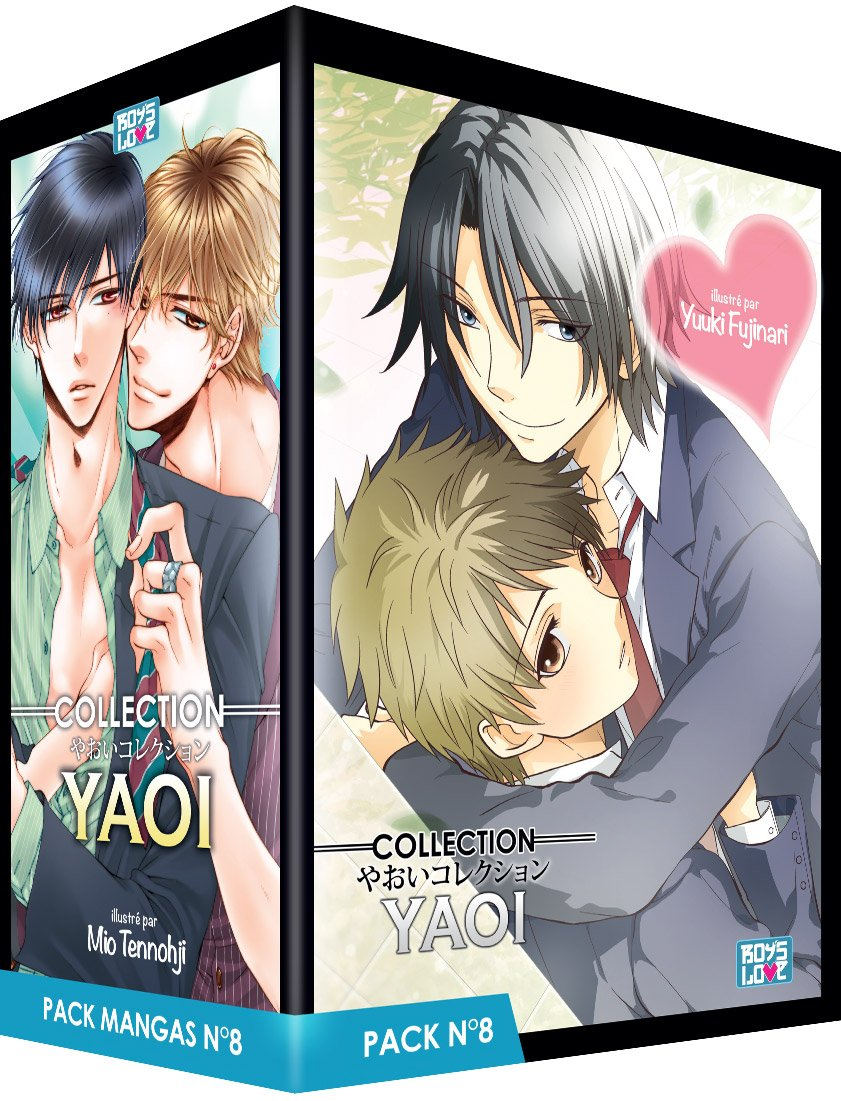Collection Yaoi Pack N° 8 : 5 mangas (Boys love): Amazon.es: Osp ...