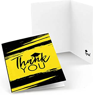 product image for Yellow Grad - Best is Yet to Come - Yellow Graduation Party Thank You Cards (8 Count)