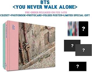 BTS BANGTAN BOYS - You Never Walk Alone [Left, Right ver. SET]