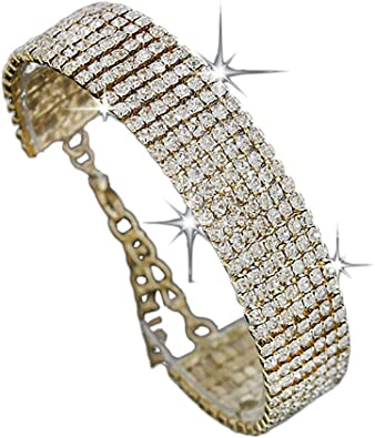Charm Bracelet Alloy Wave Adjustable Weave Handmade Chain Bangle Jewelry for Girls BoysBy Yanwuuh