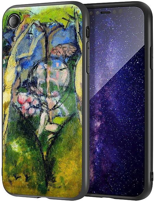 Amazon.com: Marcel Gromaire for iPhone 11 Pro Case/Fine