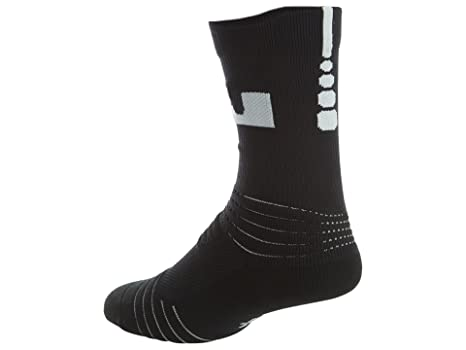 13cf397ef96b4 Image Unavailable. Image not available for. Color: Nike LeBron Elite  Versatility Crew Socks,