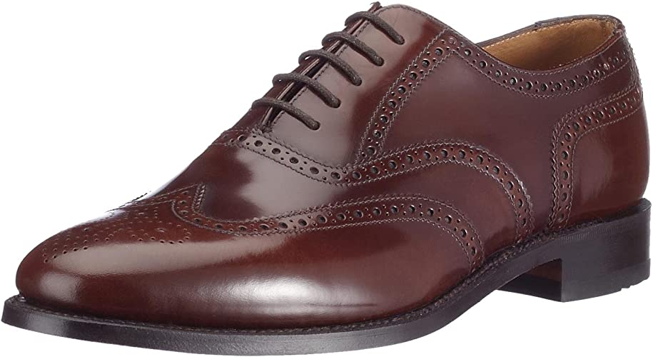 Loake 202T, Men's Brogue Leather Shoes