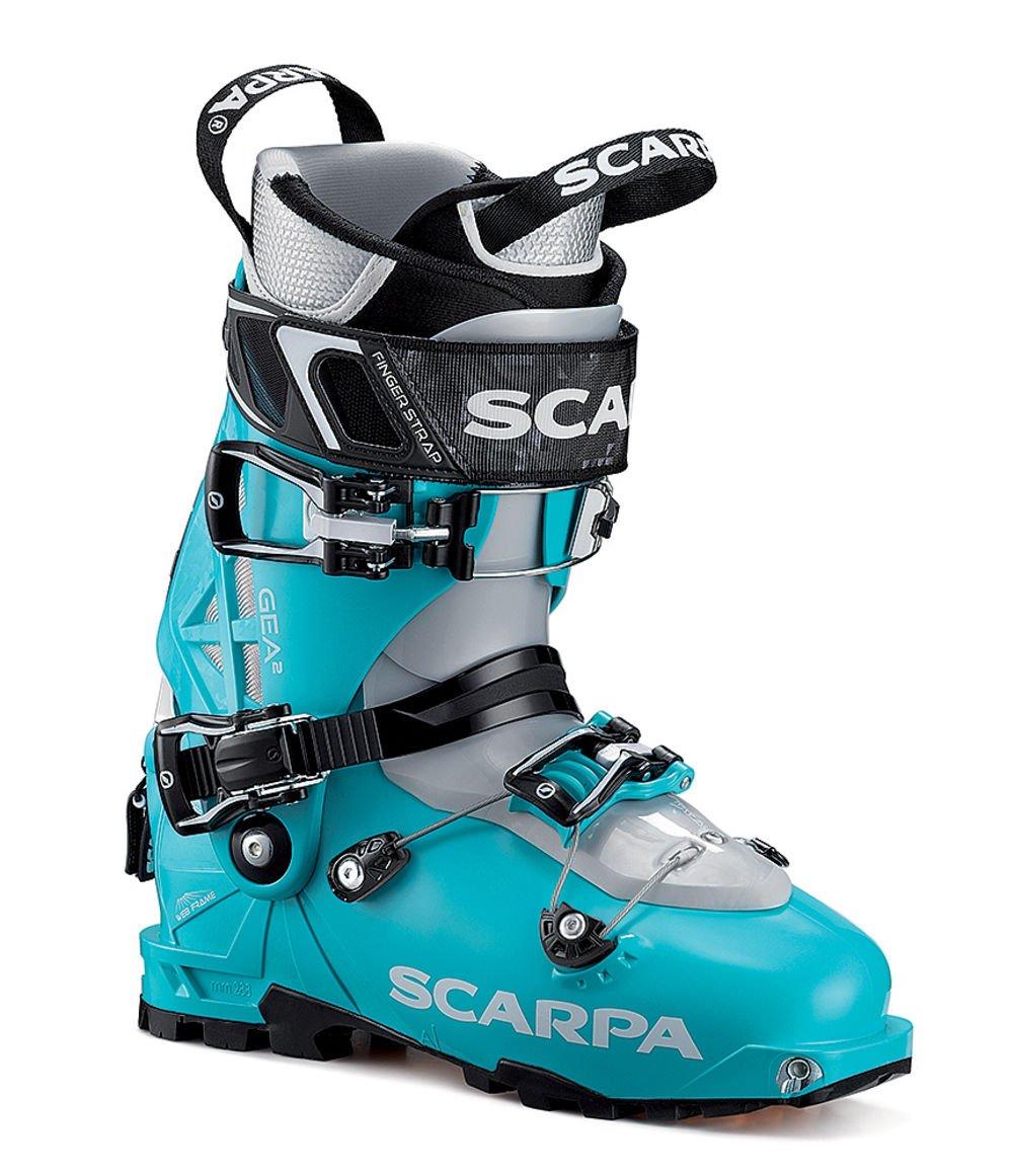 Scarpa Womens Gea 2 Womens Ski Boots Mondo Point 24 by SCARPA