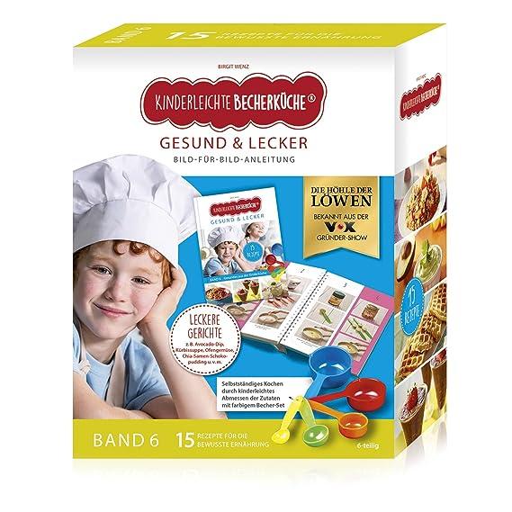 Kinderleichte Becherküche Niños Ligero Taza Cocina Saludable ...