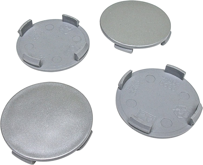 4/x Buje tapas 55,5/mm//55/mm Tapa de buje para Universal