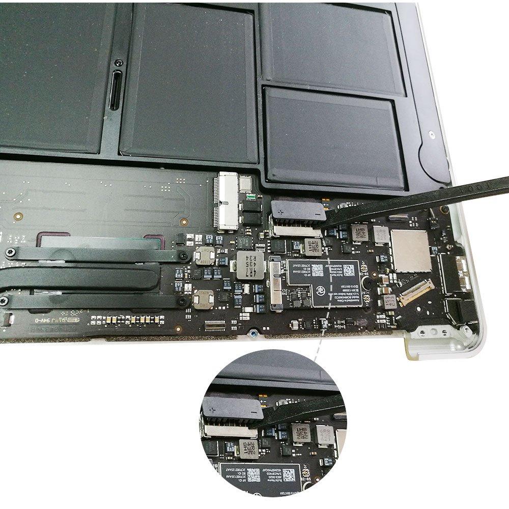 QNINE Screwdrivers Set 6pcs Repair Tool Kit for MacBook Air & Pro, fit All Old or Retina Display Models A1278 A1286 A1297 A1425 A1502 A1398 A1465 A1466 A1369 A1370 A1534 by QNINE (Image #6)