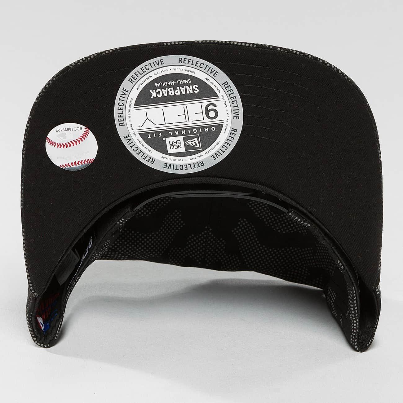 arrives 50dcc 630fc New Era 9Fifty Night Time Reflective MLB New York Yankees Cap Grey-Black   Amazon.co.uk  Clothing