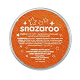 Snazaroo Face and Body Paint, 18 ml - Sparkle Orange (Individual Colour)