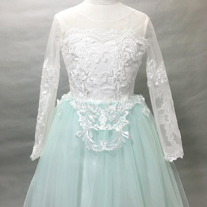 Amazon.com: Kalos Dress Shop Lace Bodice Tulle Puffy Flower Girl ...