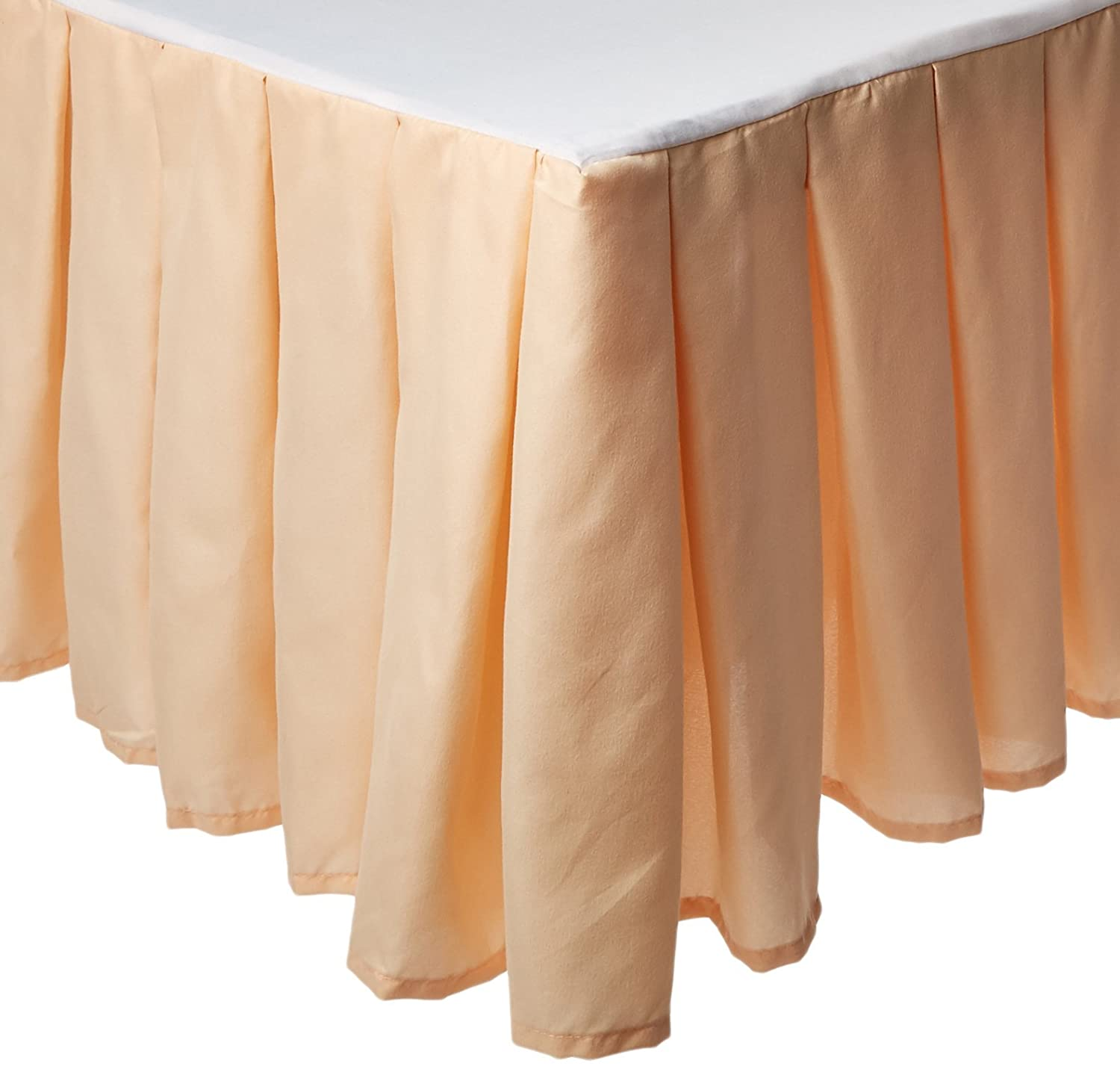 Serenta 14 Drop Microfiber Dust Ruffle Bed Skirt, King Grey BNF Home SSBEDSKIRT-K-LBlue