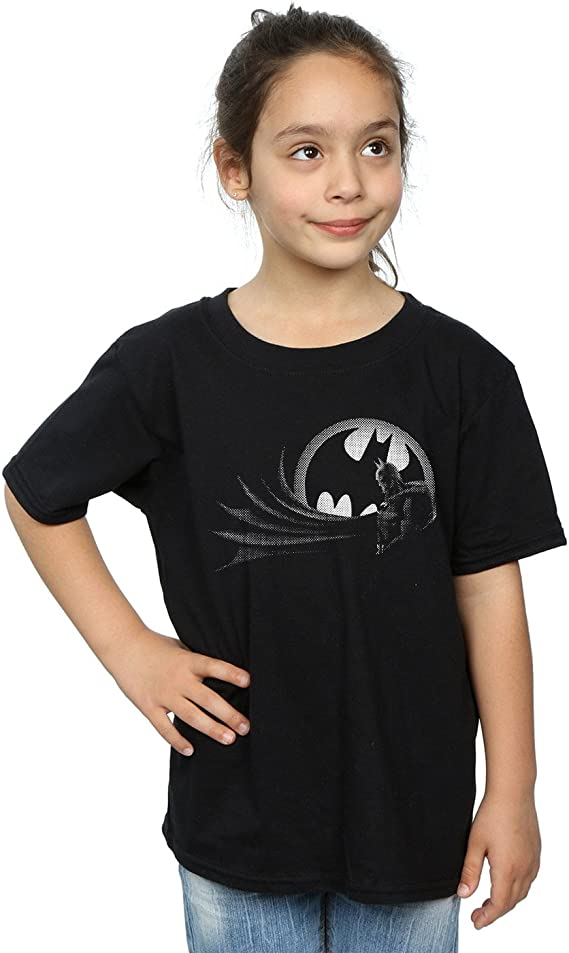 DC Comics Girls Batman Spot Logo Sweatshirt