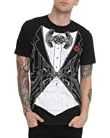 Star Wars Tie Fighter Tux Costume T-Shirt