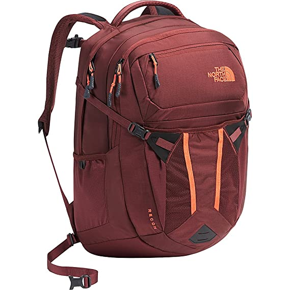 2a0a4b3af9e2 THE NORTH FACE Men's Recon Backpack One Size Barolo Red: Amazon.co ...