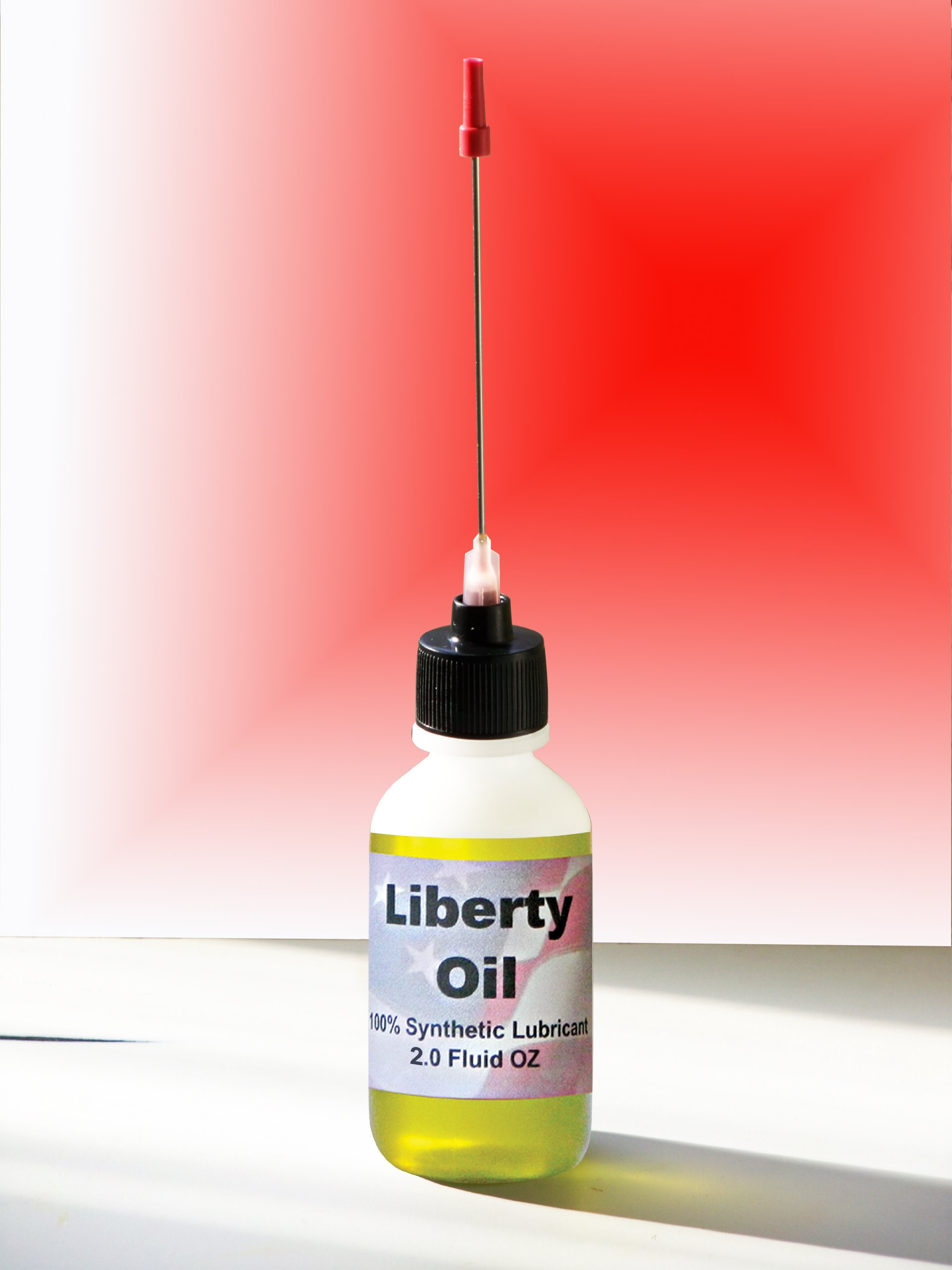 Liberty Oil, 2oz Bottle of the Best 100% Synthetic Oil for Lubricating Folding and Fixed Knives. Protects, Cleans, and Lubricates!!!
