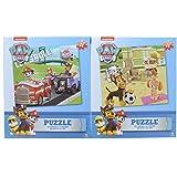 2 Pk. Paw Patrol Jigsaw Puzzle 24 Piece (Assorted Puzzles)