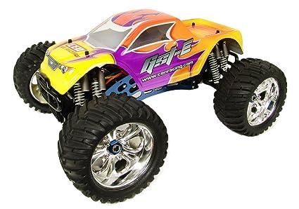 Cen Racing 9513 Gst E Colossus Rtr Monster Truck 1 8