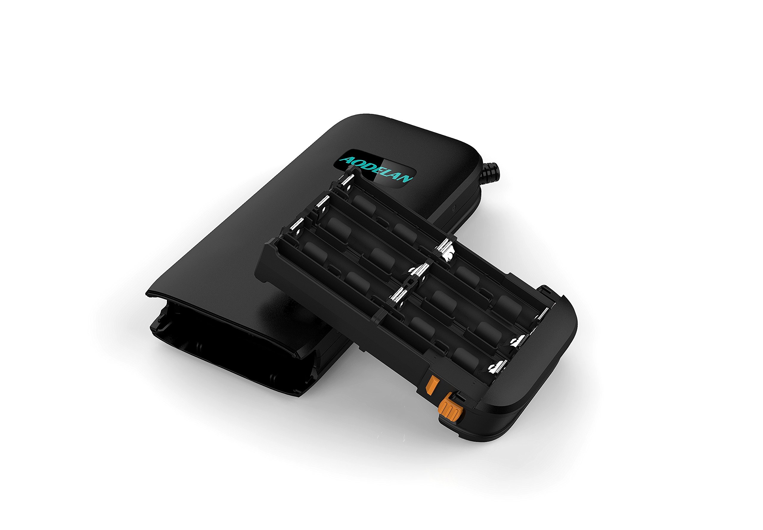 AODELAN External Flash Battery Tray Battery Power Bank Tray (Tray Only)