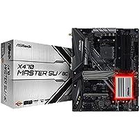 ASRock X470 Master SLI/AC AM4 USB 3.1 HDMI ATX AMD Motherboard