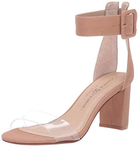 bd9d550431f Amazon.com | Chinese Laundry Women's Reggie Heeled Sandal | Heeled ...