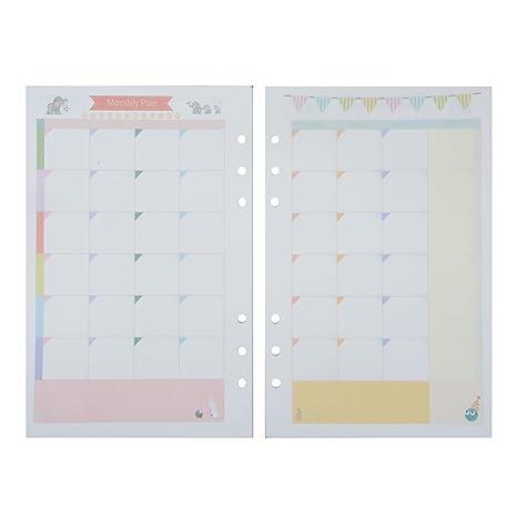 Amazon.com: Funcoo - 90 hojas de papel de recambio para ...