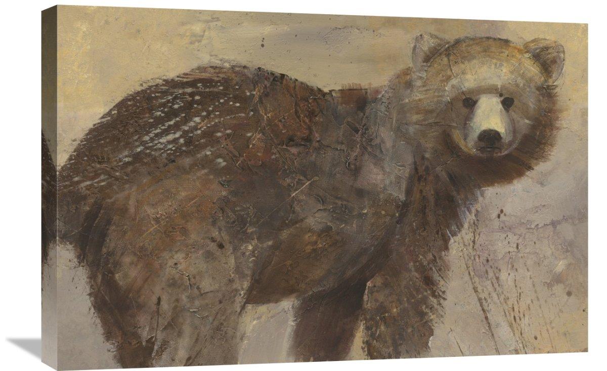 Global GalleryAlbena Hristova Backward Glance Giclee Stretched Canvas Artwork 30 x 20